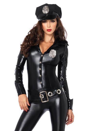 Officer Payne Women's Costume