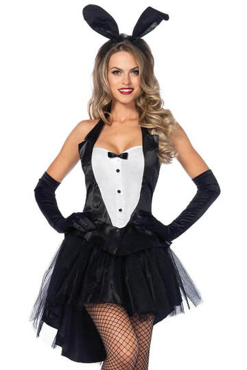 Tux & Tails Bunny Costume