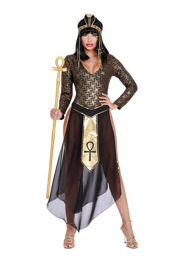 Queen Cleo Egyptian Costume
