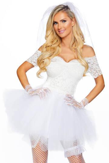 Blushing Bride Costume