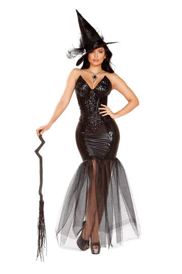 Evil Spell Witch Costume