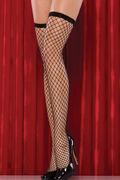 Diamond Net Stockings