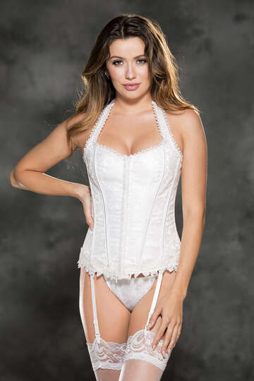 Gorgeous Tapestry Corset
