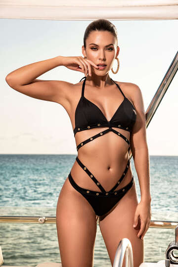 Simply Stunning Two Piece Swimsuit