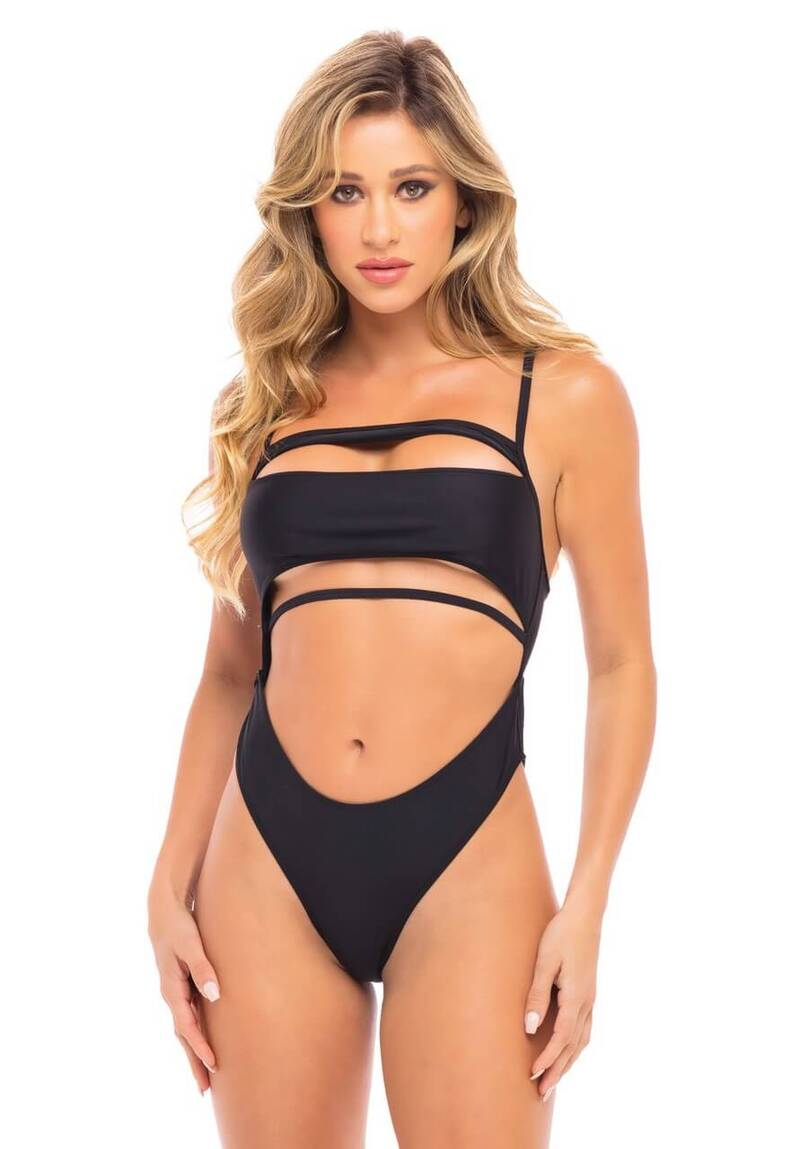 Ibiza High Leg One Piece Swimsuit