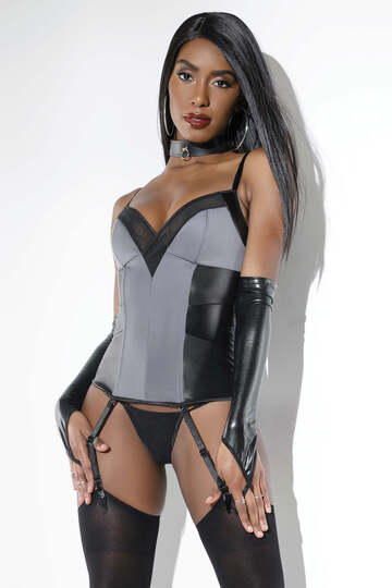 Powernet Bustier