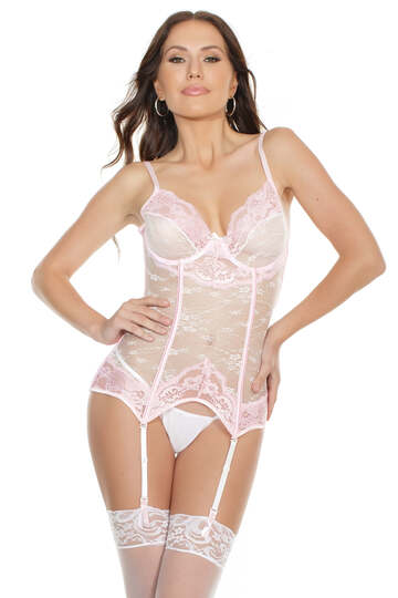 Stretch Soft Cup Bustier