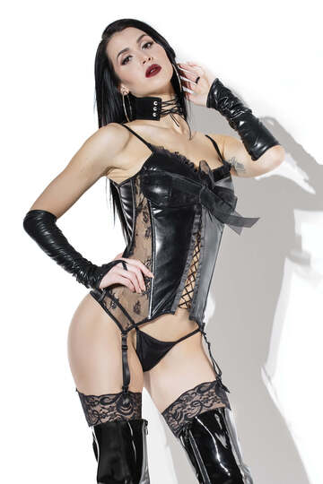 In Command Bustier