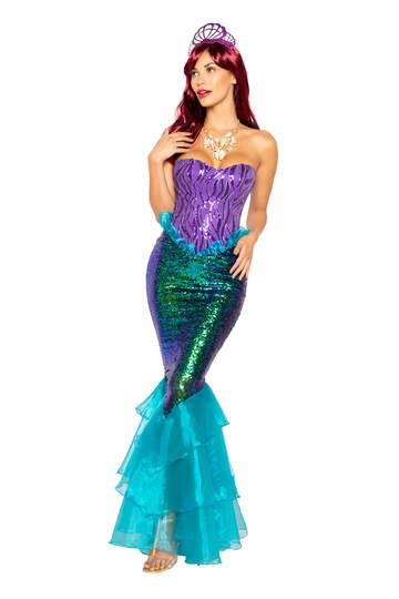 Majestic Mermaid Costume