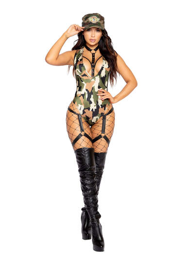 Army Hottie Costume