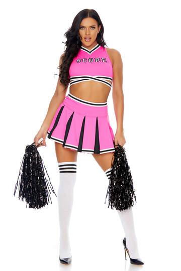 Score Sexy Cheerleader Costume