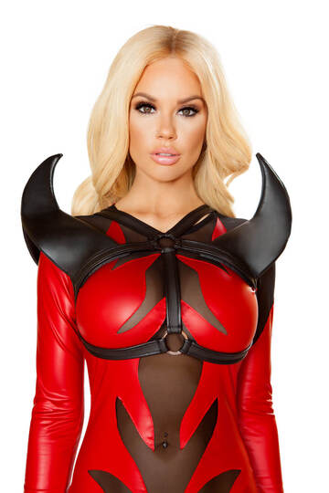 Devil Horns Shoulder Harness
