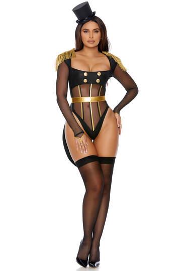 Sexy Ringleader Costume