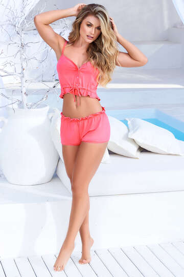 Pink Dreams Sleepwear Set