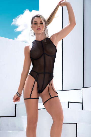 Sexy Expressions Bodysuit