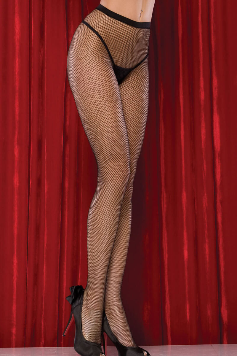 Classic Fishnet Pantyhose