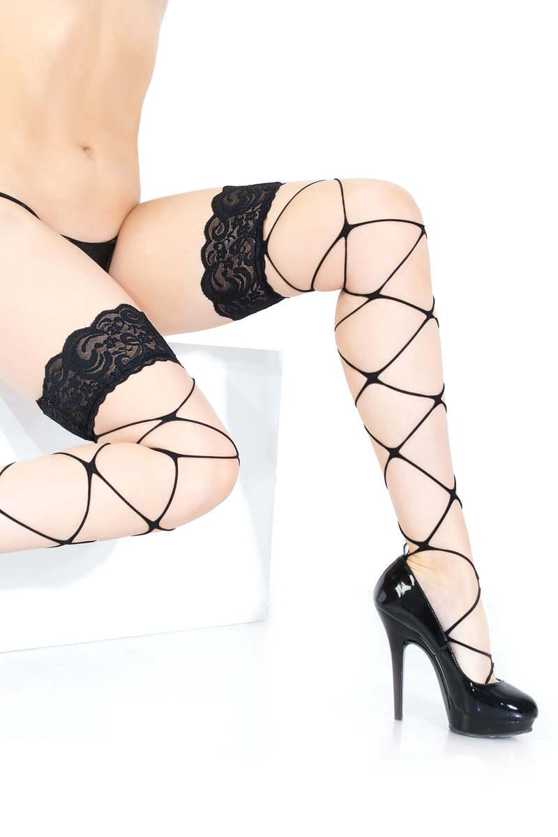 Stringy Net Stocking